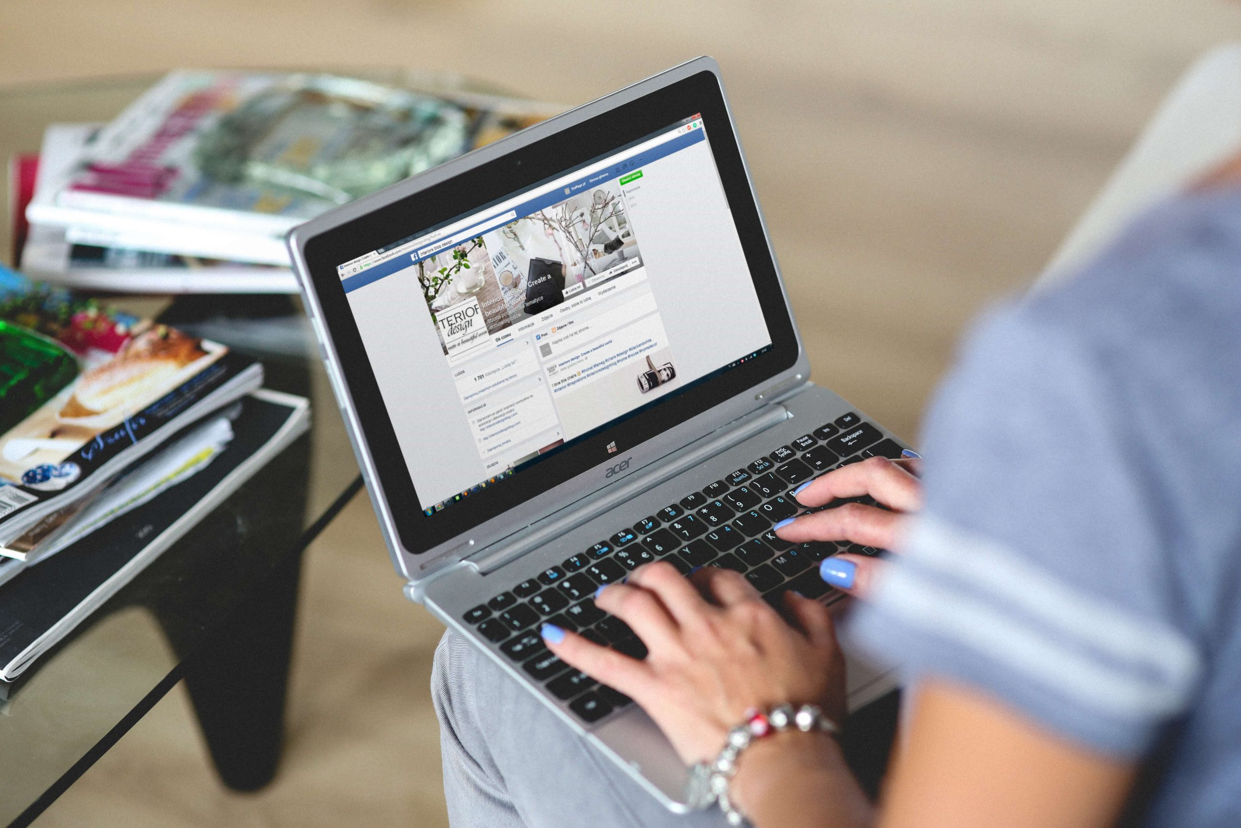 Jak reklamować swoją firmę na Facebooku?